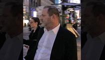 Harvey Weinstein -- Silent on Groping Allegation (VIDEO)