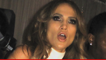 Jennifer Lopez -- Drunk Driver Wrist Slapped For Trashing Her Rolls