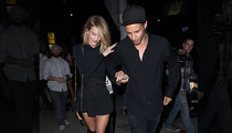 Rosie Huntington-Whiteley -- Out On the Town with NOT Jason Statham (PHOTOS)