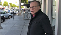 Larry King -- I Was At Jackie Robinson's 1st Dodger Game