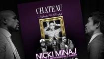 Nicki Minaj -- Headlining Post-Fight Mega-Bash ... Got $10k For VIP Table?!