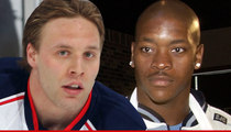 NHL's Jack Johnson -- Pawn In Ex-NFL Star's Ponzi Scheme ... Investigators Say