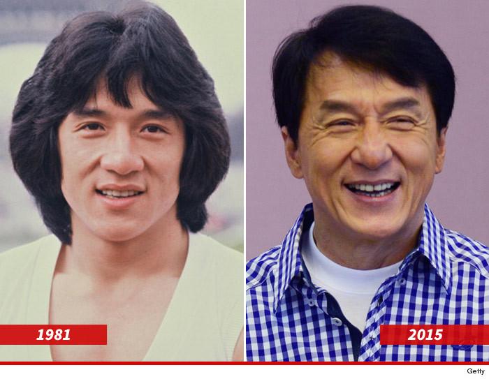 Jackie Chan Obama