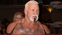 Scott Steiner -- I Didn't Threaten Hulk Hogan ... But I Still Hate Him