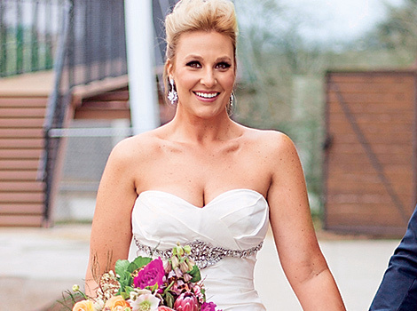 "See the First Photo from ""Biggest Loser"" Star Hannah Curlee's Wedding!"
