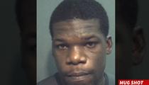 Ex-NFL RB Kevin Smith -- Arrested On College Campus ... After Alleged Car Crash