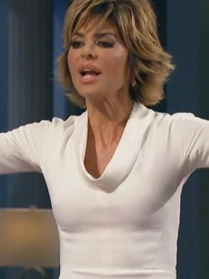 Lisa Rinna Confronts Kim Richards About Those Harry Rumors -- Plus, Why'd Kyle Break Down?