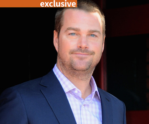 "Chris O'Donnell Talks ""Mad Love"" Costar Drew Barrymore & Reveals If Robin…"