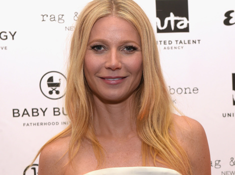 Gwyneth Paltrow Posts Rare Pic With Son Moses For His 9th Birthday