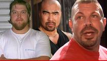 Wrestlers Sue WWE -- We're Being Badgered Brutalized, Brain Damaged