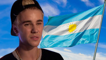 Justin Bieber -- Judge Orders Arrest in Argentinian Assault Case