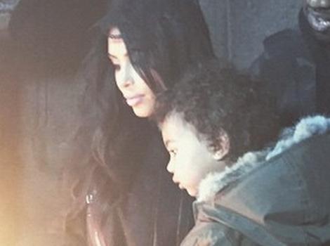 Kim, North & Kanye Visit Monastery In Armenia -- See Family Photo!