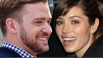 Justin Timberlake -- I'm a Dad Now!!!