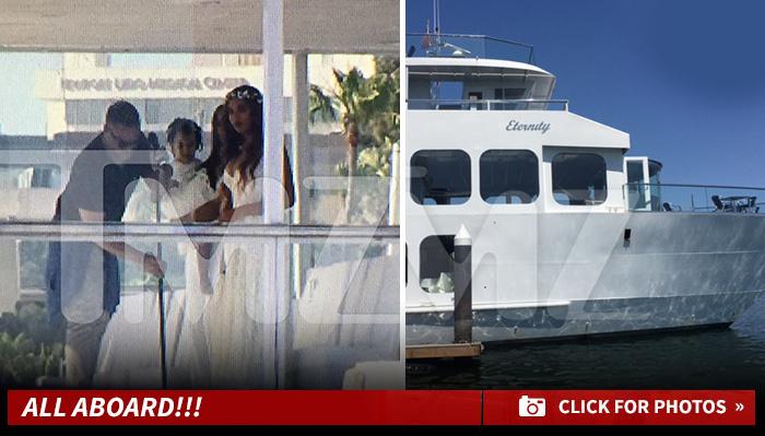 Tina Knowles Wedding Day 2 Tmz Com