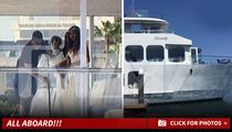 Tina Knowles -- Wedding Day #2!