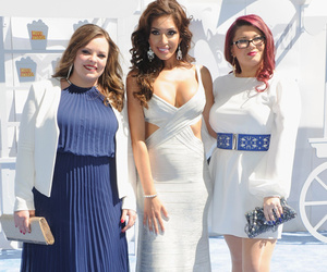 """Teen Mom OG"" Stars Pose For Rare Pic Together at MTV Movie Awards"