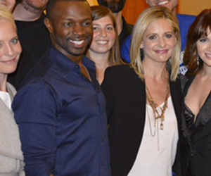 """Sarah Michelle Gellar Has """"Cruel Intentions"""" Reunion -- Who'd She Meet Up With?"""