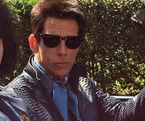 """See First Photo of Ben Stiller with Grown-Up Derek Jr. In """"Zoolander 2"""""""