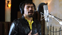 Manny Pacquiao -- DROPS MUSIC VIDEO ... For Fight Walkout Song