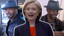 Hillary Clinton -- Trust Is a Must When You're Riding Polls (TMZ TV)