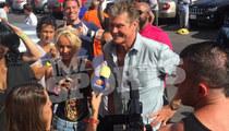 Floyd Mayweather -- Hijacked By Hasselhoff!!