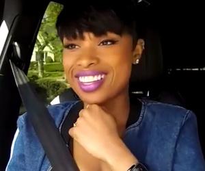 "Jennifer Hudson Does ""Carpool Karaoke"" James Corden at Fast Food Drive-Thru"