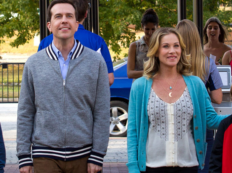 "The Griswolds Are Back! See First Official Photos from New ""Vacation"" Flick"