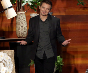Jeremy Renner Has a 2-Year-Old Daughter ... and a 2-Year-Old Brother