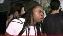 Lil Wayne -- Sued by Tour Bus Driver ... He Threatened to Kill Me!!!