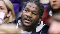 Riddick Bowe -- I'M NOT BROKE ... Rent-A-Tweet Stunt Was For Fun