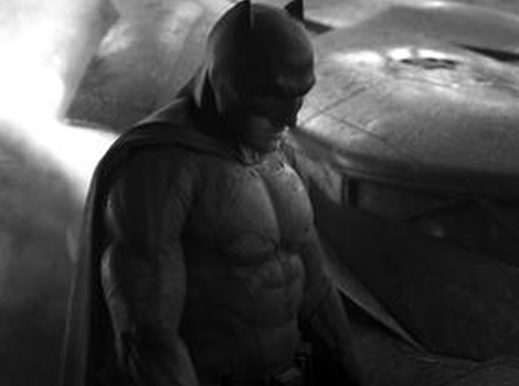 "Blink and You'll Miss It! Watch First Teaser Footage from ""Batman v. Superman:…"