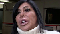 'Mob Wives' Star Big Ang -- Sister Makes Mea Culpa ... Sorry, I Hit Up Fans for Cash