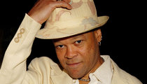 Johnny Kemp Dead -- 'Just Got Paid' Singer Dies Mysteriously