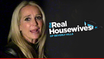 Kim Richards -- Off the Wagon or Stone Cold Sober -- Someone on 'RHOBH' is a Liar
