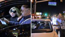 Lady Gaga Can't Charm a Cop ... She Got Wrote Up!!! (VIDEO)