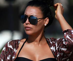 Naya Rivera Shows Off Baby Bump In Bikini With Hubby Ryan Dorsey