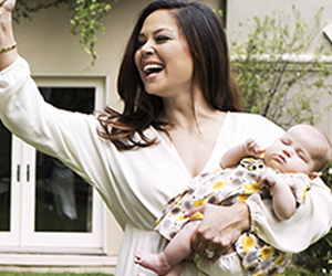 Vanessa Lachey Shares New Family Photo -- See Baby Brooklyn's Face for the…