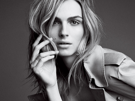 Transgender Model Andreja Pejic Stuns In Vogue, Talks Gender-Confirmation…