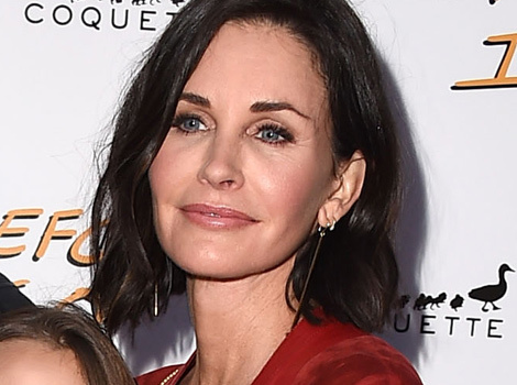 Courteney Cox Talks Wedding With Johnny McDaid, Says Daughter Coco's Been Planning…