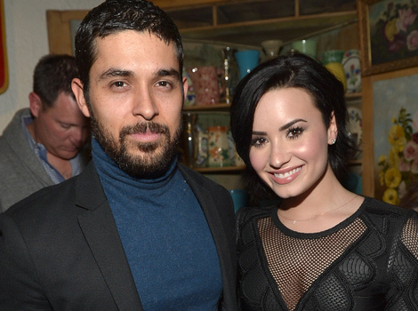 "Demi Lovato Opens Up About Wilmer Valderrama: ""He Wouldn't Enable Me"""