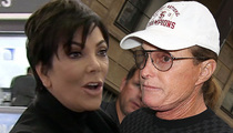 Kris Jenner -- Bruce Never Talked Transition During Marriage