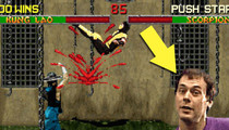 """Toasty"" Guy in 'Mortal Kombat' Games: 'Memba Him?!"