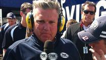 NASCAR Announcer Steve Byrnes Dead -- Dies of Cancer Days After Tribute