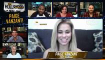UFC's Paige VanZant -- I'll Never Fight Ronda Rousey!