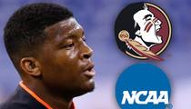 Florida State University -- Investigating Jameis Winston ... Over New Crab Excuse