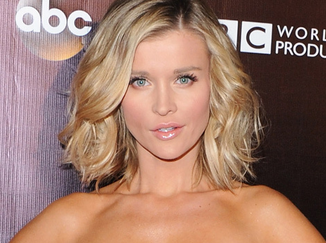 Joanna Krupa Stuns in Skin-Tight Nude Dress -- See Her Sexy Look!