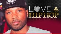 'Love & Hip Hop: NY' Star Mendeecees Harris -- GUILTY of Slinging Coke & Heroin ... Off to Prison After TV Wedding