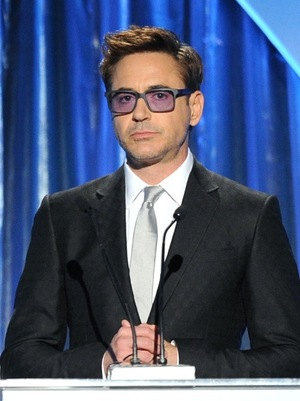 Robert Downey Jr. -- Through the Years