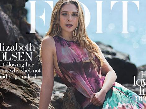 Elizabeth Olsen Reveals Why She Went Naked On Camera, Calls Mary-Kate and…