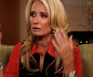 "Kim Richards Breaks Down, Storms Out of ""Dr. Phil"" Set In New Promo"